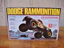 Lindberg Dodge Rammumnition Model Kit 73015