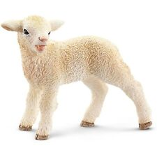 Schleich Lamb Animal Farm Figure NEW Educational Toys and Figures