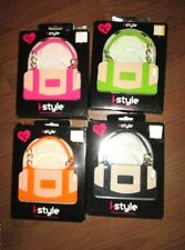 iphone-5-Cell-Phone-Case-i-style-Silicone-Clutch-Purse-Shape-Bright 4 COLORS NEW