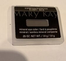 Mary Kay Mineral Eye Color Shadow - Espresso Discontinued