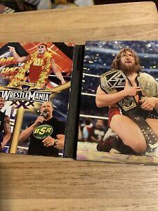 WWE: Wrestlemania XXX 30(DVD, 2014, 3-Disc Set)Authentic US Release
