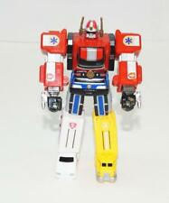 Power Rangers Deluxe Lightspeed Megazord Bandai 1999 Action Figure