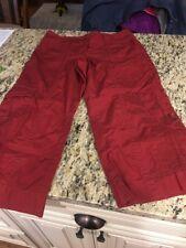 Cabi Womens Capri Pants Sz 8 EUC