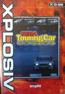 Sega Touring Car Championship - PC CD-ROM Racing Game (Disc in Sleeve)