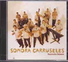 Salsa RARE CD Sonora Carruseles SANCOCHO SALSERO a guapachar con la DE UNA VEZ