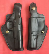 Black Leather RH Holster for Tokarev TT TT-33 M57 TTC Norinco Zastava M70A,New