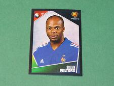 N°110 SYLVAIN WILTORD FRANCE PANINI FOOTBALL UEFA EURO 2004 PORTUGAL