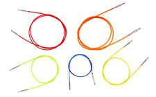KnitPro 35cm Single Cable to Make 60cm Interchangeable Needle