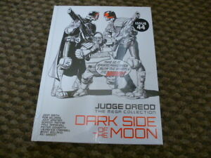 2000AD Judge Dredd The Mega Collection #44 : Dark Side of The Moon - NEW -