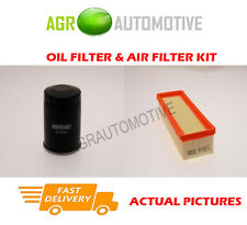 PETROL SERVICE KIT OIL AIR FILTER FOR FIAT PUNTO 1.2 86 BHP 1997-00