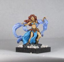 Painted Sexy Female DANCING GIRL Metal Reaper Free SH