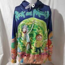 Men/'s Rick and Morty 3D Print Hoodie Evil Morty Sweatshirt Pullover Jumper Tops
