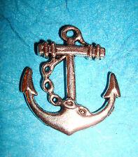 Pendant Anchor Charm Nautical Charm Boat Charm Cruise Charm Pirate Charm Mermaid