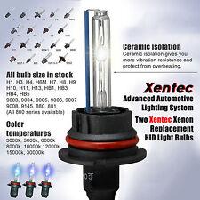 XENTEC Xenon Headlight Fog Light HID Replacement Bulb 9006 9005 3k 5k 6k 8k 10k