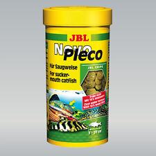 JBL NovoPleco 1000 Ml Algenchips mit Holzanteil für Saugwelse