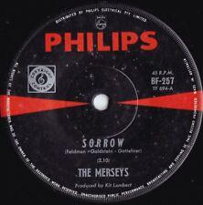 Merseys ORIG OZ 45 Sorrow VG+ '66 Philips BF257 Merseybeat David Bowie