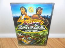 Hot Wheels: Acceleracers Ignition (DVD, 2005) BRAND NEW SEALED!!!