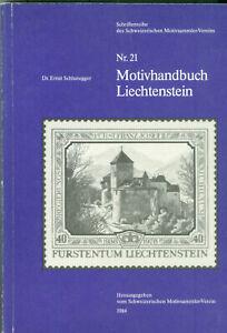 Literatur Motivhandbuch Liechtenstein