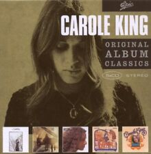 CAROLE KING ORIGINAL CLASSICS CD BOXPOP FOLK ROCKNEW