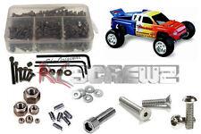 RC Screwz TRA004 Traxxas Rustler Stainless Steel Screw Kit