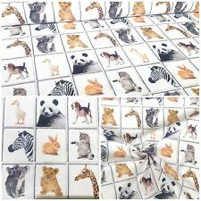 Muebles decorativas sustancias patchwork algodón cortina Gardine animales animal 1433//50