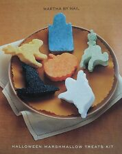 VERY RARE Martha Stewart By Mail Halloween Copper Marshmellow Cutter Kit