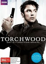 Torchwood: S1-4 Series  / Season 1-4 Boxset DVD R4