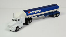 Maisto Pepsi Tanker Highway Hauler Truck and Trailer Rare Vintage HO Scale