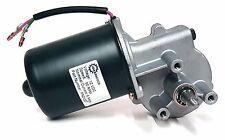 Makermotor 10mm 2 Flat Shaft Reversible Electric Gear Motor 12v 50 Rpm Pn01007