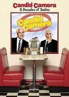 Candid Camera - Five Decades of Smiles (DVD, 2005, 10-Disc Set) Region 1