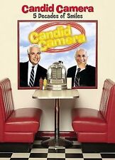 Candid Camera 10 DVD Box Set NEW 5 Decades of Smiles Greatest Moments Boxed RARE