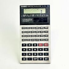 Casio Fx 115n Black Amp Silver Scientific Calculator With C Power System