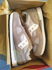 Saucony Shadow Original Retro Mens Shoe Grey/White Sz 7.5