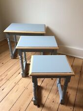 Lot De 3 Petites Tables