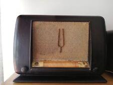 RADIO antigua de valvulas - - FUNCIONA - -  DUCRETET THOMSON D736 AÑO 1946
