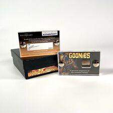 "Rare - ""Goonies"" House Fragment - Movie Prop - Screen Used - Mini Display"