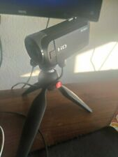 Sony HDR-CX240EB Camcorder Schwarz
