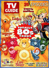 TV Guide Spotlight: Totally 80s Toons (DVD, 2014, 2-Disc Set) - NEW!!