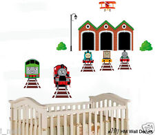 Thomas The Tank Kids Removable Wall Sticker