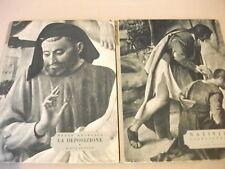 Natività Giorgionesca + La Deposizione Beato Angelico Collana Monografica