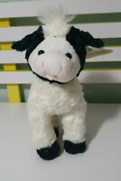 COW PLUSH TOY BESTEVER STUFFED ANIMAL COTTONBALL COW 8""