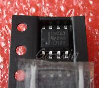 100PCS LM393 LM393D SOP-8 TI COMPARATOR Dual Low Power new best