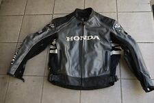 JOE ROCKET HONDA CBR RACING LEATHER JACKET 48 motorcycle