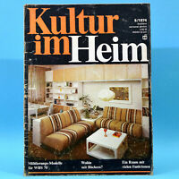 DDR Kultur im Heim 5 1974 Hellerau Hellerau Budapest Kirms-Krackow-Haus Weimar B