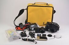 SEA & SEA DX-1G UNDERWATER DIGITAL CAMERA KIT, YS110a STROBE, BATTS, CHARGER++