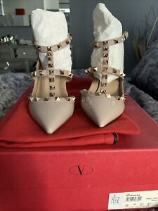 valentino rockstud shoes 36