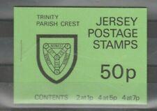 Jersey, Carnet de timbres neufs MNH, bien