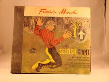 New listing Selfish Giant 78 rpm Decca Records (1945)