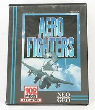 Aero Fighters 2 Sonic Wings SNK Neo Geo AES English Euro US Version - No Manual