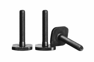 THULE 532 FREERIDE CYCLE CARRIER REPLACEMENT T-TRACK KIT T-BAR 3 BOLT SET 50336